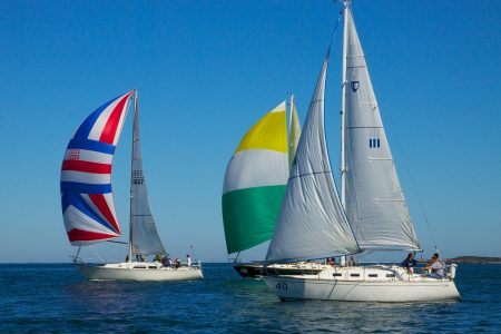Boston Harbor Islands Regatta