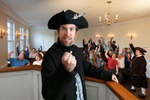 Boston Harborfest: Revelry on Griffin's Wharf!