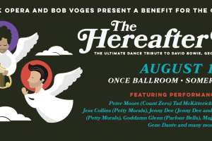 Boston Rock Opera Presents The Hereafter Party Celebrating David Bowie, George Michael & Prince