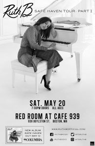 Bowery Boston Presents: Ruth B