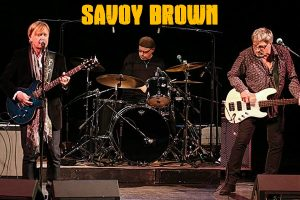British Blues/Rock pioneer Kim Simmonds and Savoy ...