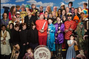 Brookline Music School Beatles Summer Project: Sgt. Pepper's Lonely Hearts Club Band