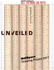 Call for Entries: Unveiled, HallSpace Drawing Proj...