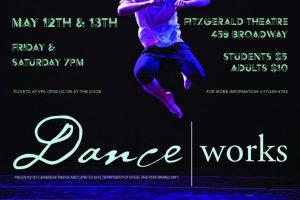 Cambridge Rindge & Latin School presents DanceWorks