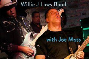 Carter Alan Beverly Blues Series featuring Willie J Laws Band & Joe Moss
