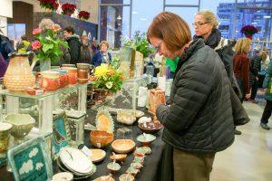 Ceramics Program Holiday Show and Sale 2016