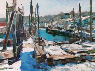 Charles Movalli: Cape Ann & Beyond