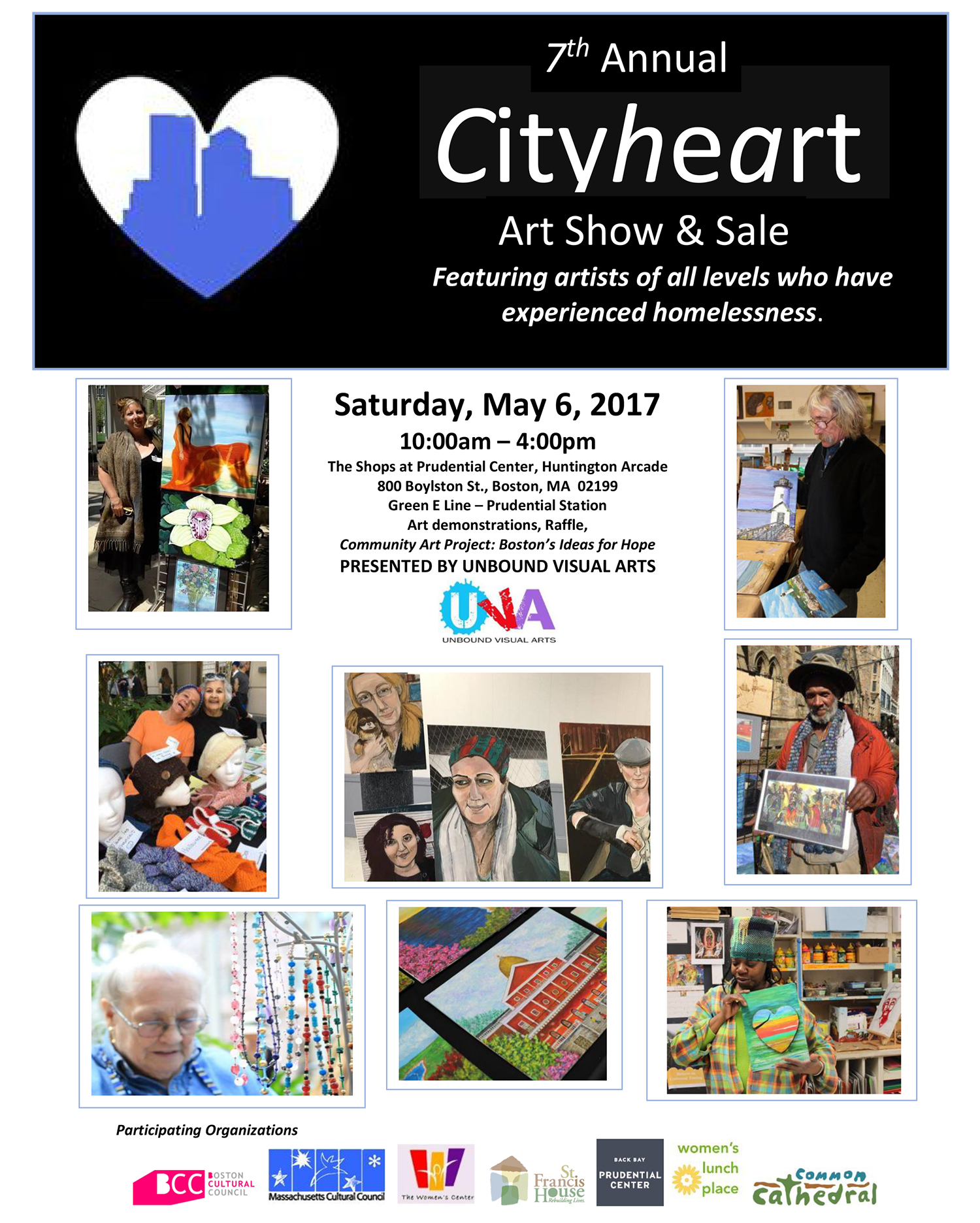Art Show Calendar : City heart annual art show and sale presented by