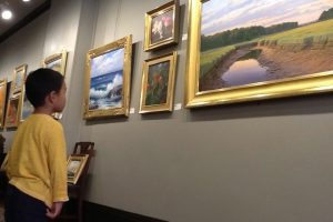 Color! A New Children's Art Discovery Experience