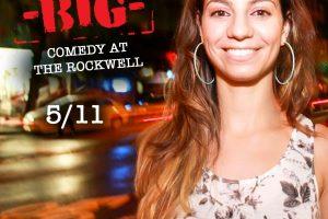 Comedy: Liz Miele at Something Big