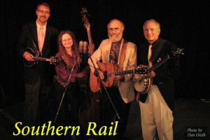 Concert by Southern Rail Bluegrass band