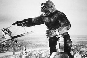 Coolidge at the Greenway: King Kong