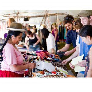 Cultural Survival Bazaar in Plymouth, MA