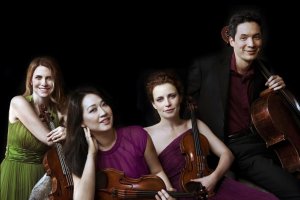 Daedalus String Quartet with Tanya Bannister, pian...