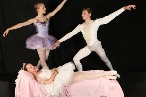 Dance Prism Reawakens Sleeping Beauty