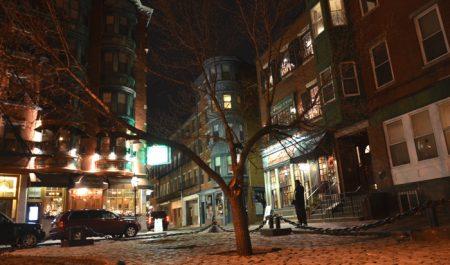 Dark Side of Boston Walking Tour