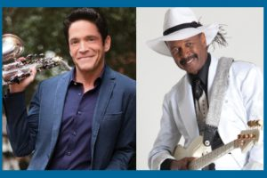 Dave Koz and Larry Graham Side By Side Summer 2017