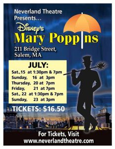 Disney's Mary Poppins the Musical