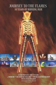 "Documentary film screening ""Journey to the flames: 14 years of Burning Man"""