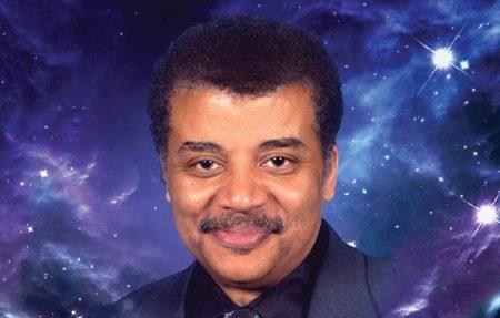 Dr. Neil deGrasse Tyson: An Astrophysicist Reads t...