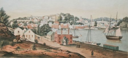 Drawn from Nature & on Stone: The Lithographs of Fitz Henry Lane