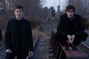 Duo Orfeo concert in the Carriage House