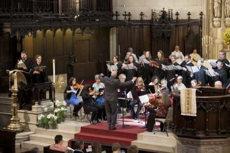 EMMANUEL MUSIC: Bach Cantata BWV 131