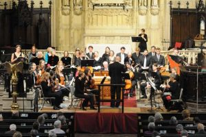 EMMANUEL MUSIC: Bach Cantata Series at Emmanuel Church 9/24
