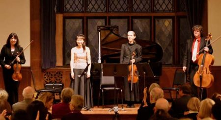 Mendelssohn/Wolf Chamber Series, Year IV: Concert I