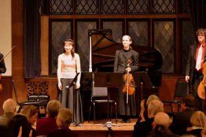 Mendelssohn/Wolf Chamber Series, Year IV: Concert III