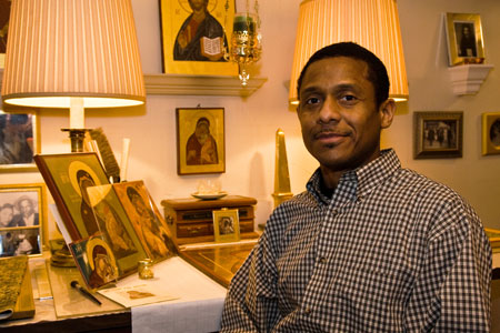 Ethiopian Icon Workshop with Christopher Gosey