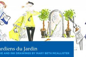 Exhibition - Les Gardiens du Jardin