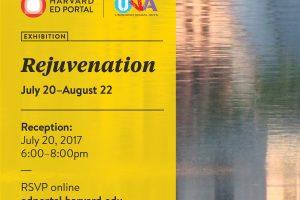 Exhibition Reception: Rejuventation