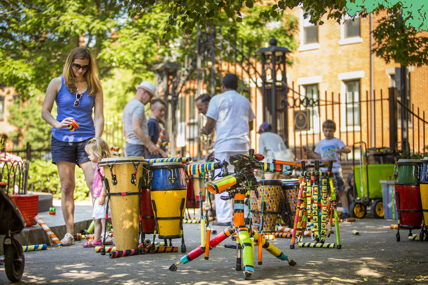 Art Calendar Boston : Fête de la musique presented by community music center of