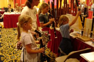 Family Day Dance Party & Scavenger Hunt at Boston Early Music Festival