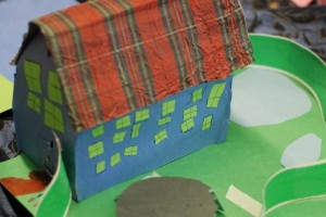Family Design Day: [Doll]Houses Have Stories