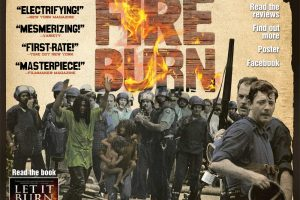 Film Screening Let the Fire Burn