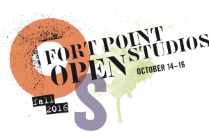 Fort Point Open Studios Fall 2016