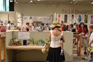 Free Arts Festival Afternoons July 14 and August 4...