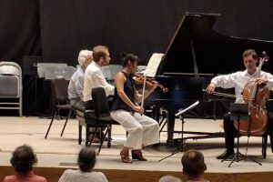 Free Chamber Music Workshop Artists-in-Residence Concert