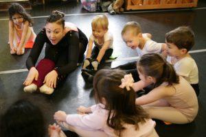 Free Children's Ballet Open House in Cambridge