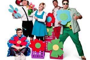 Free Performance for Kids - Karen K & the Jitterbugs