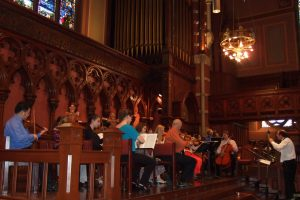 Freisinger Chamber Orchestra 10th Anniversary Concert