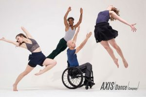 Fundamentals of Physically Integrated Dance Workshop with AXIS Dance Company