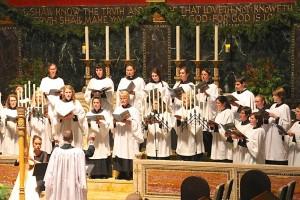 G.F. Handel: Messiah & Benjamin Britten: Ceremony of Carols