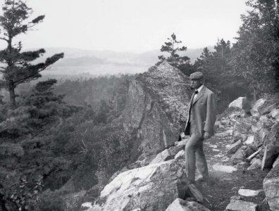 George Bucknam Dorr: from Jamaica Pond to Commonwealth Avenue
