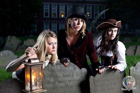 Ghosts and Gravestones Night Tours
