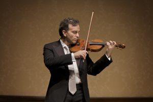Gil Shaham, violin, in recital with Akira Eguchi, Piano