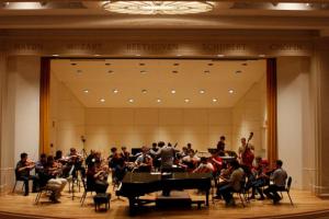 Harvard Bach Society Orchestra Concert