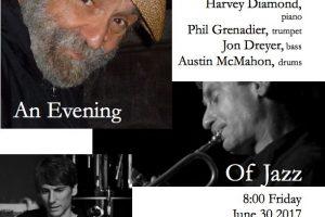 Harvey Diamond, Phil Grenadier, Austin McMahon, Jon Dreyer
